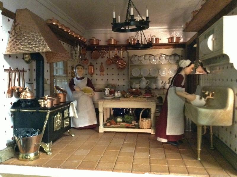 Aligradolls grandes almacenes waldes 1915 - Cocinas antiguas rusticas ...