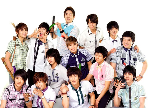 Foto Super Junior Terbaru 2013