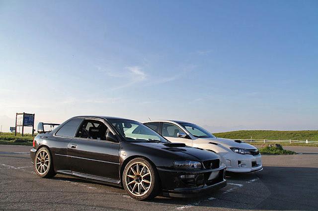 Subaru Impreza, coupe, GC, WRX, kultowe auta, znane samochody, sportowe, japońskie