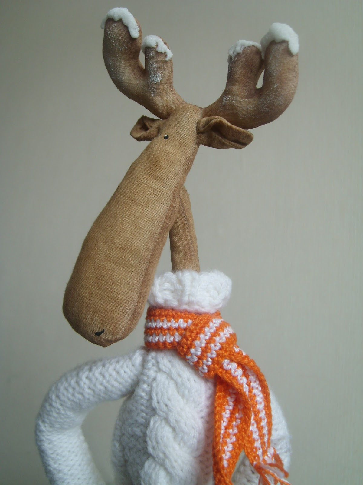 Выкройки Лося: фото, рекомендации по шитью - Pretty Toys 41