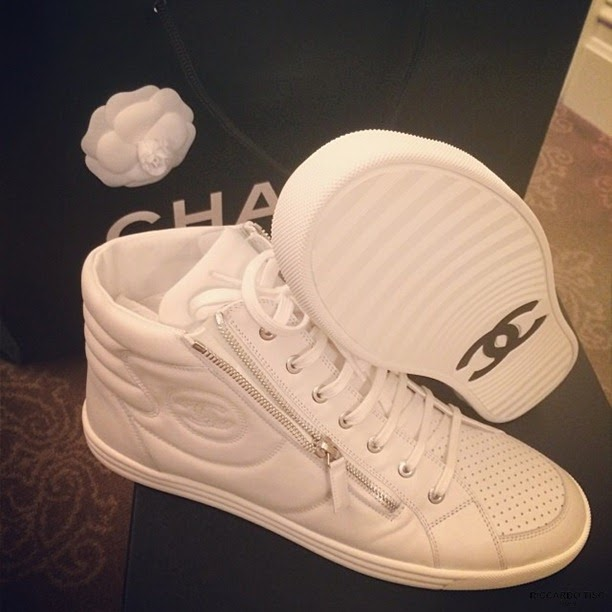 Chanel Sneakers 2015 Online Chanel Sneakers Online