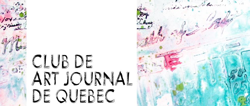Club de art journal de Québec