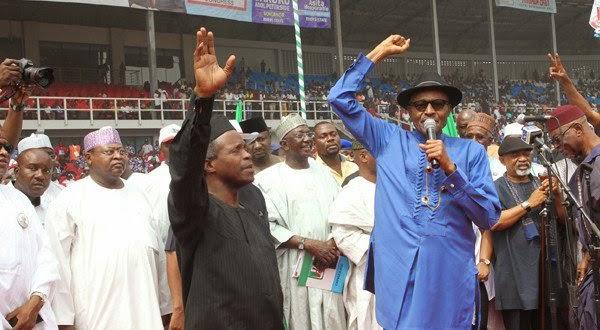 Muhammadu Buhari's Presidential Campaign Rally