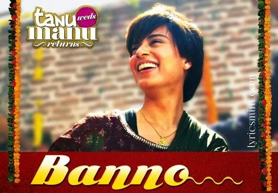 Banno from Tanu Weds Manu Returns