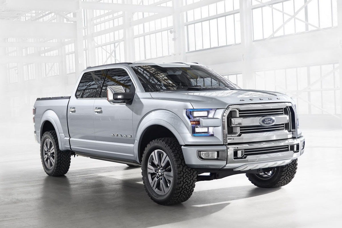 carro auto 2014 Ford Atlas Pickup F 150