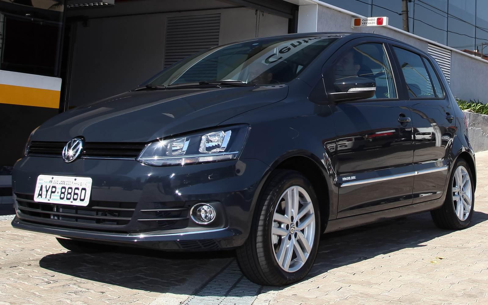 VW Fox 1.6 - carro não 1.0 mais vendido
