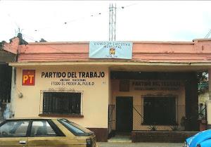 PARTIDO DEL TRABAJO, FORTIN, VERACRUZ