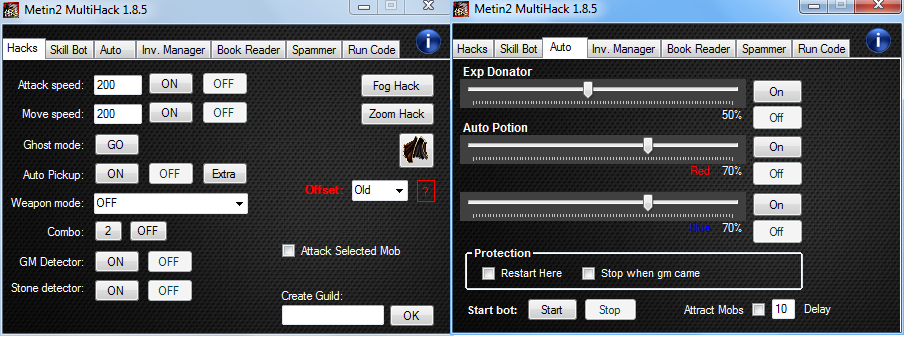 mh185 Metin2 Hile Global Multihack v1.8.6 Güncel Pvp Oyun Botu indir   Download