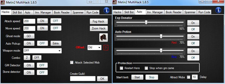 Metin2 Global Multihack 1.8.6 Pvp Botu Çekme Wallhack Teleport Mod Hilesi indir