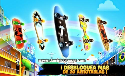 Huye a toda velocidad por la ciudad de Rio en Skyline Skaters