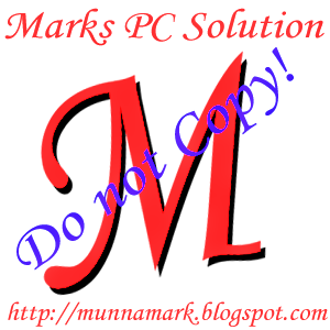 Do not Copy from Marks PC Solution