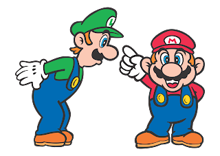 download Logo Super Mario Bros Vector