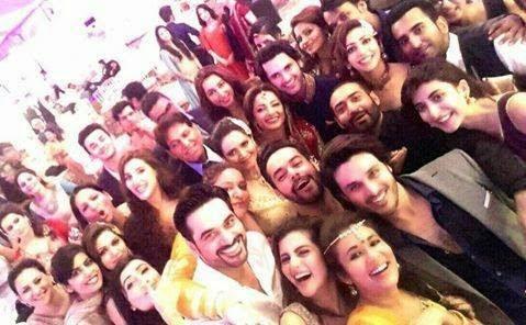 Sarwat Gilani With Fahad Mirza Wedding Picture