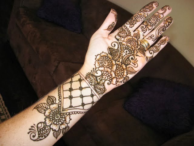 Mehndi Designs 2016  2017 Bridal Arabic Easy Mehndi
