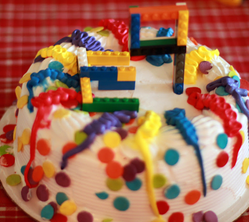 WIP Blog: Lego Birthday Party