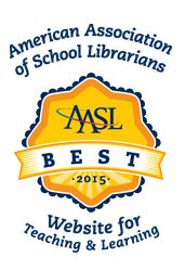 http://www.ala.org/aasl/standards-guidelines/best-websites/2015