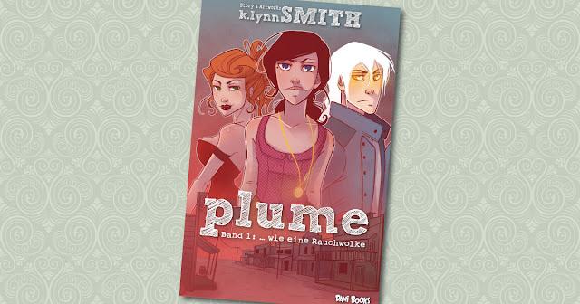 Plume... wie eine Rauchwolke dani books Cover