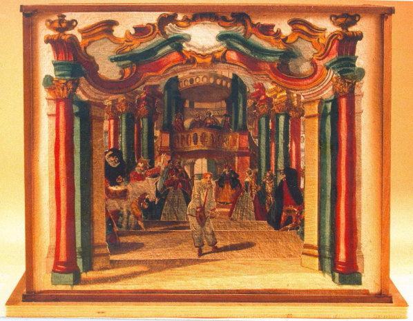 La camera dei sortilegi: dal 20 al 30 gennaio alla Kasa dei Libri di Milano una mostra con i diorami, le marionette e i teatri da camera della Collezione Bagliani