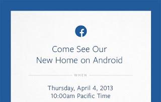 Facebook Phone Akan Segera Rilis ?