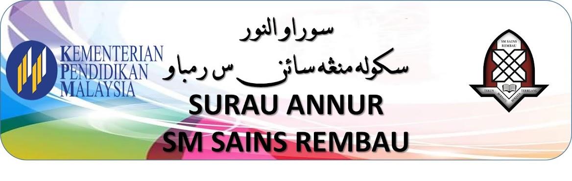 SURAU ANNUR SM SAINS REMBAU