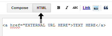 HTML view