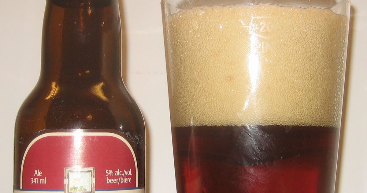 The Beer Nerds: Traditional Ale – Big Rock Brewery
