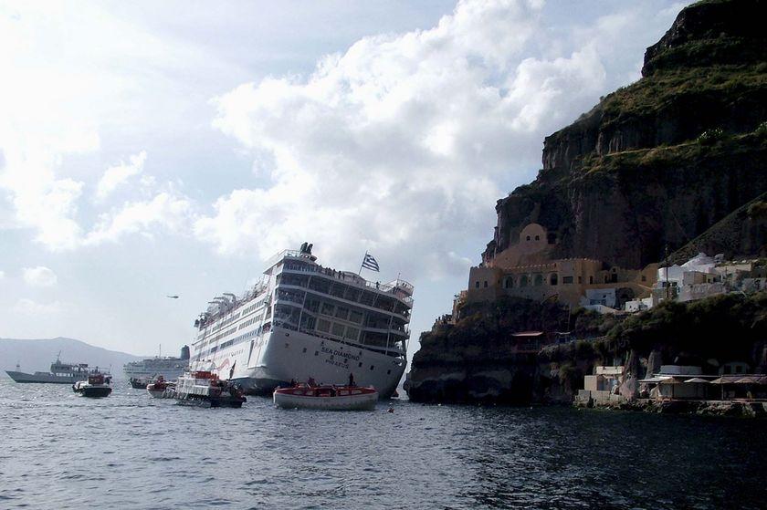 CRUISE SHIPS Greek Cruise Ships