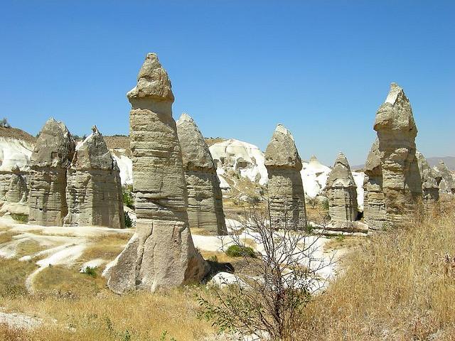 El Valle del Amor, Capadocia, Turquía