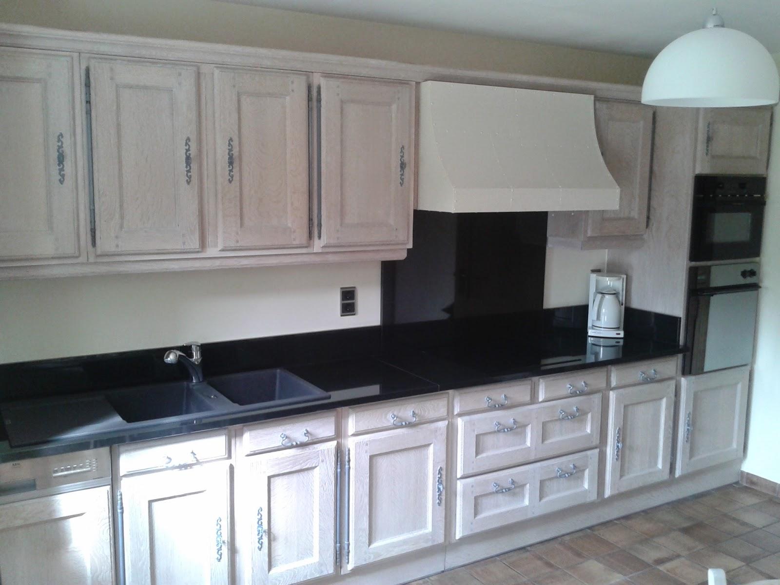 Eiken Keuken Zandstralen : van een eiken keuken te Geraardsbergen Renovatie van eiken keukens
