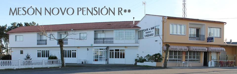 Pensión Residencial O mesón Novo