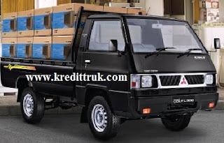 Mitsubishi Colt Diesel L300 FB PickUp Flat Bed