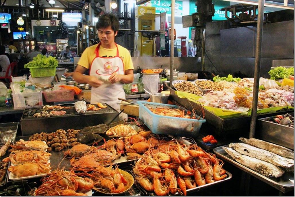السوق الليلي في هواهين