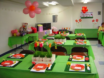 girls birthday party decoration ideas. to add the elegance in a party