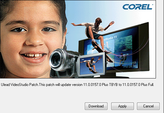 Corel Ulead VideoStudio 11 plus Patch.