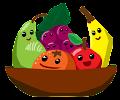 Woensdag = Fruitdag!