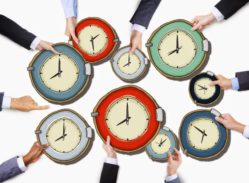 Seguimiento de tiempo online