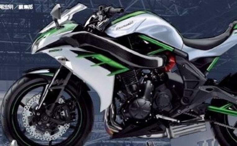 Menyusul Ninja H2 dan H2R , Kawasaki akan kembali membuat motor dengan teknologi supercharger ?