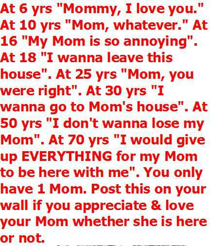 I Love You Mom Quotes And Pictures ~ Dobre for .