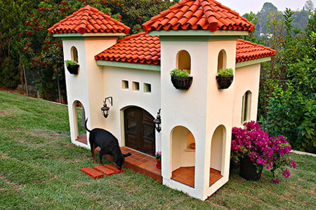 Ideas For Indoor Dog House Luxury Indoor Dog Houses With
