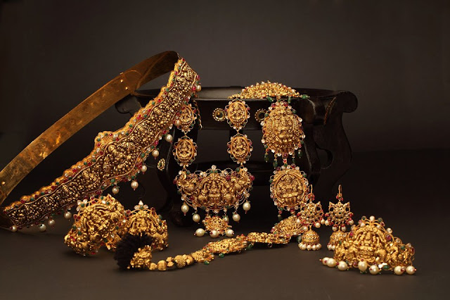 Traditional Jewelry Items for the South Indian Brides