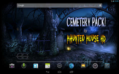 Haunted House HD Android Game Apk