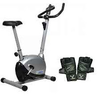 Buy Aerofit HF965 Upright Magnetic Bike With Rangifer Gym Gloves at Rs. 4799 Via Paytm:buytoearn