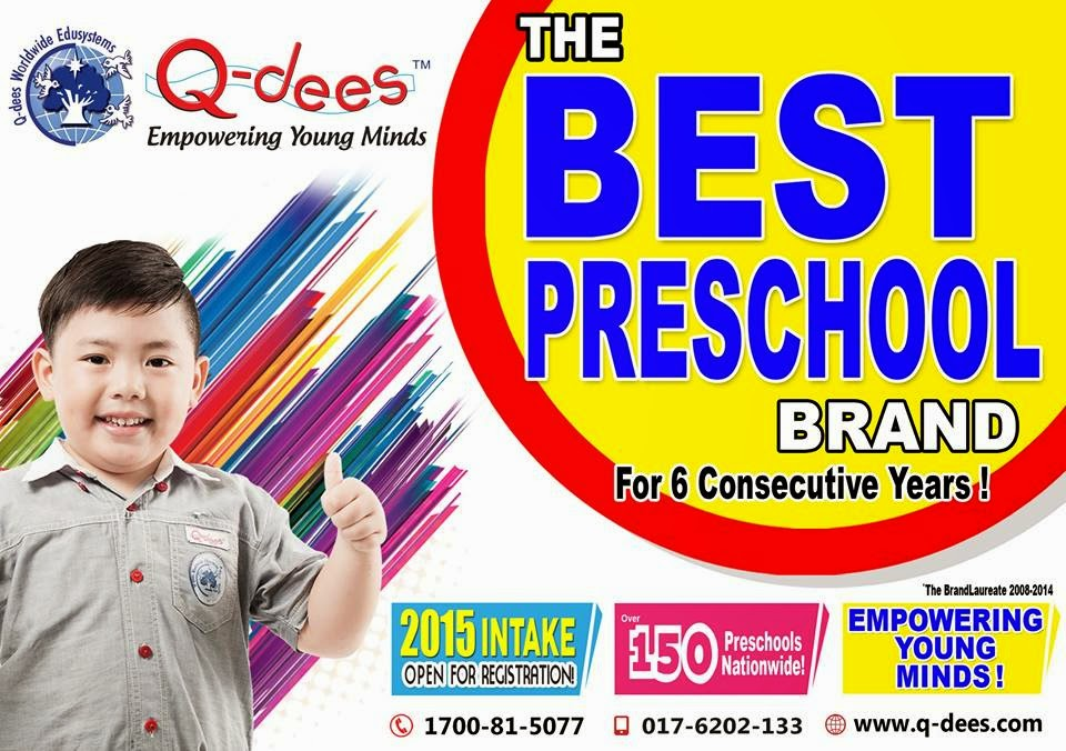 Q-dees The Best Preschool Brand