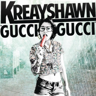 Kreayshawn - Gucci Gucci Lyrics
