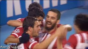 Atlético de Madrid 4 - 0 FK Austria Vienne