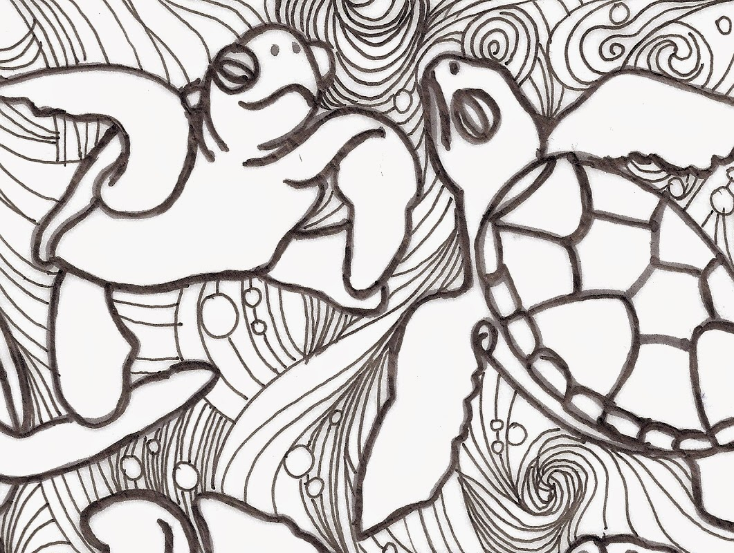 turtle free printable coloring pages coloring.filminspector.com