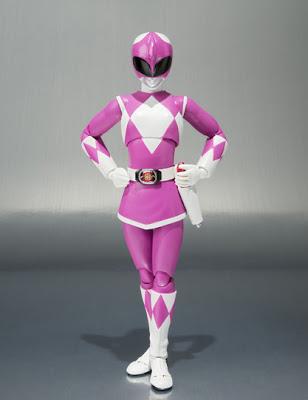 Bandai SH Figuarts Power Rangers Pink Ranger Figure