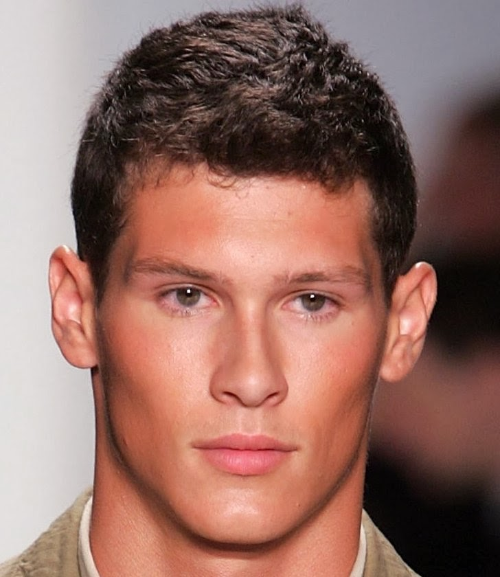 trend of hairstyle mens short hairstyles 2013