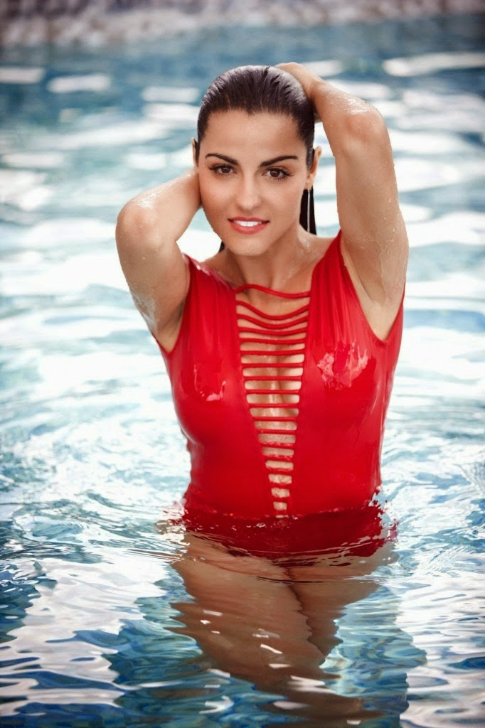 Maite perroni for gq mexico may 2014 photoshoot