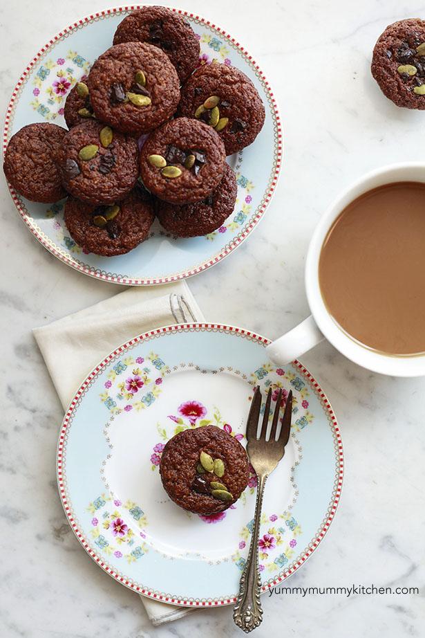 Grain-Free Paleo Pumpkin Muffins